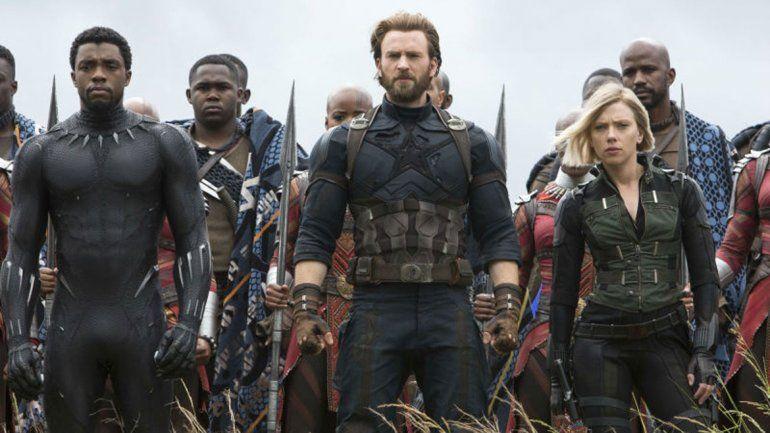 El actor se prepara para el estreno de Los Vengadores 3.