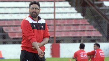 Trotta seguirá al mando del primer equipo de Independiente.