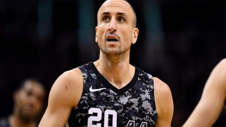 Ginóbili jugó poco en una nueva derrota de los Spurs