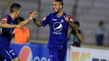 Este fue el gol que convirtió a Santi en ídolo en Honduras