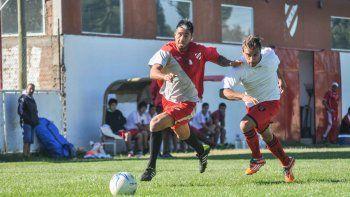 Tristeza: murió el futbolista neuquino Santiago Vergara