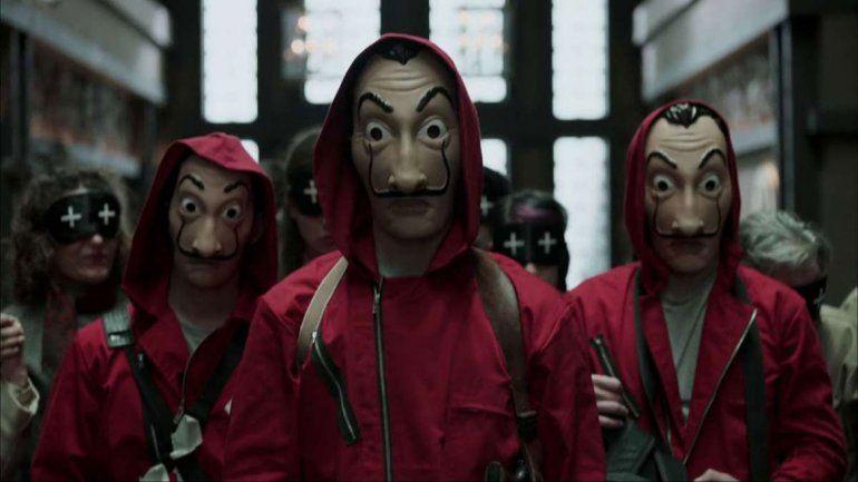 Netflix lanzó el trailer de la segunda temporada de La Casa de Papel
