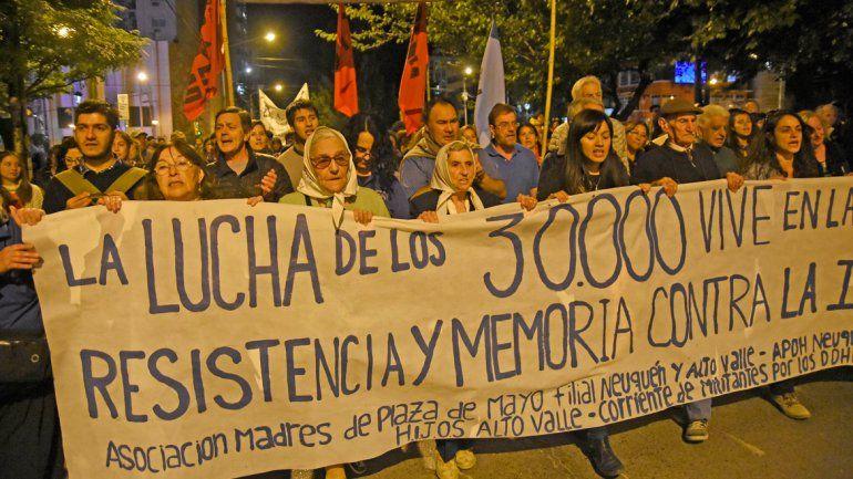 Acusan a tres ex miembros de la Justicia neuquina por complicidad con la última dictadura militar