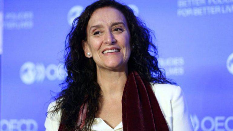 Michetti participa del Foro Anticorrupción de la OCDE en París.
