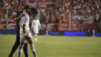 Otra mala para Sampaoli y la Selección: se lesionó Meza