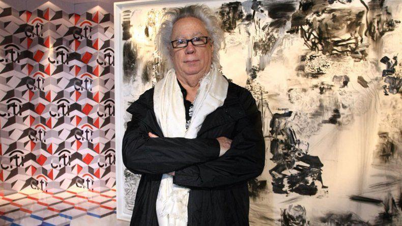 Rogelio Polesello ha sido reconocido por la crítica