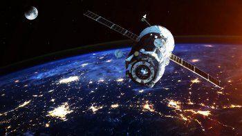 La estación espacial se desintegró al entrar en la atmósfera