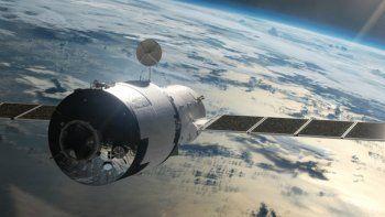 Un neuquino aseguró que vio caer la estación espacial china