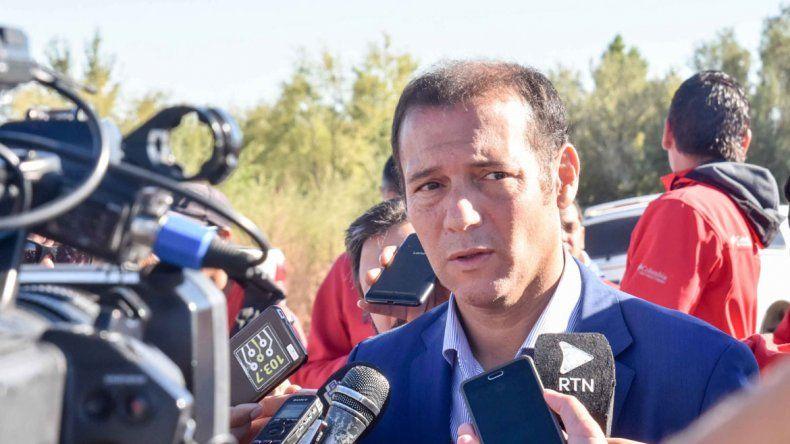 Gutiérrez aún no sabe si repite como conductor del MPN