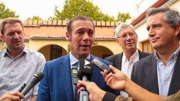 Gutiérrez anunció exportaciones tras reunirse con Etchevehere
