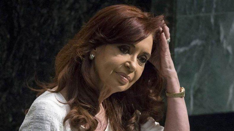 CFK rompió el silencio y dijo que ir al FMI es una tragedia