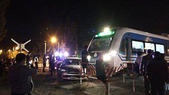 Tremendo accidente del Tren del Valle: no hubo heridos