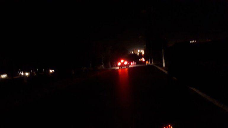 Argentina sin luz: un apagón afecta a todo el país y a Uruguay