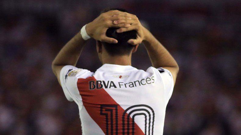 El Pity se desgarró y se pierde el duelo ante el Flamengo
