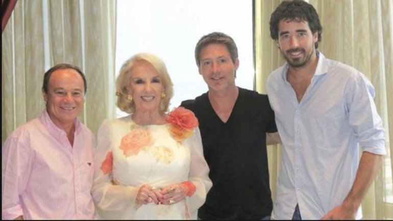 ¿Censura a Mirtha?