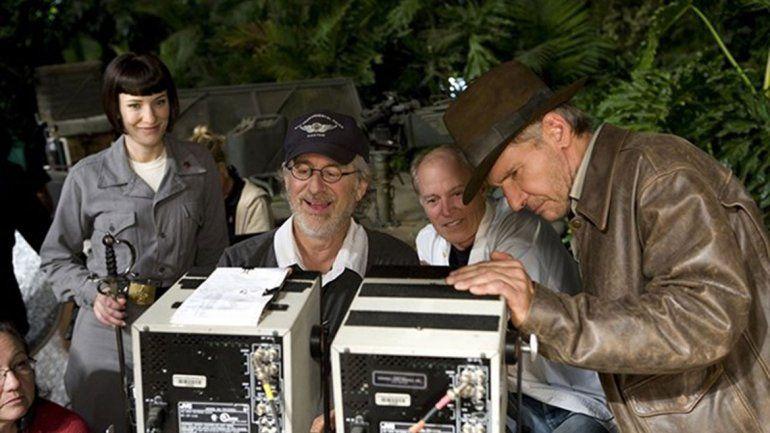 Spielberg quiere que Indiana Jones sea una mujer