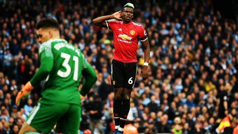 El City acariciaba el título y el United le dio vuelta el partido