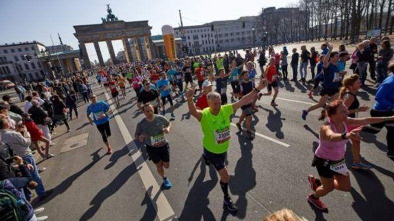 La Policía evitó un atentado terrorista enla maratón de Berlín