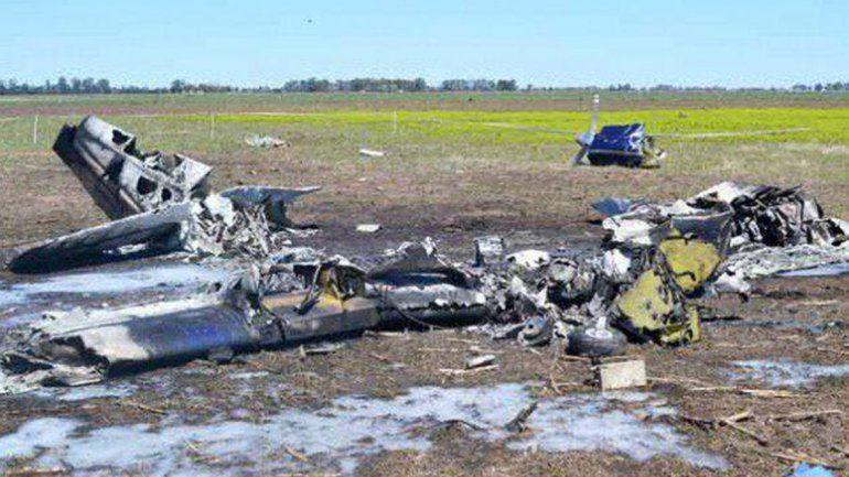 Se estrelló una avioneta y murieron cinco personas