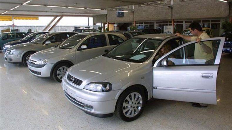 Patentamiento de autos: Centenario es la que más creció