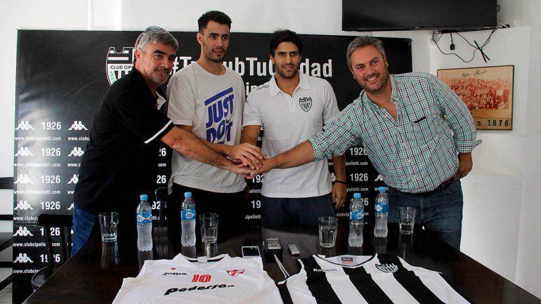 Cipolletti e Independiente reforzaron el mensaje: Somos rivales, no enemigos