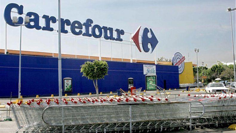 Carrefour: acordaron mantener los puestos de trabajo