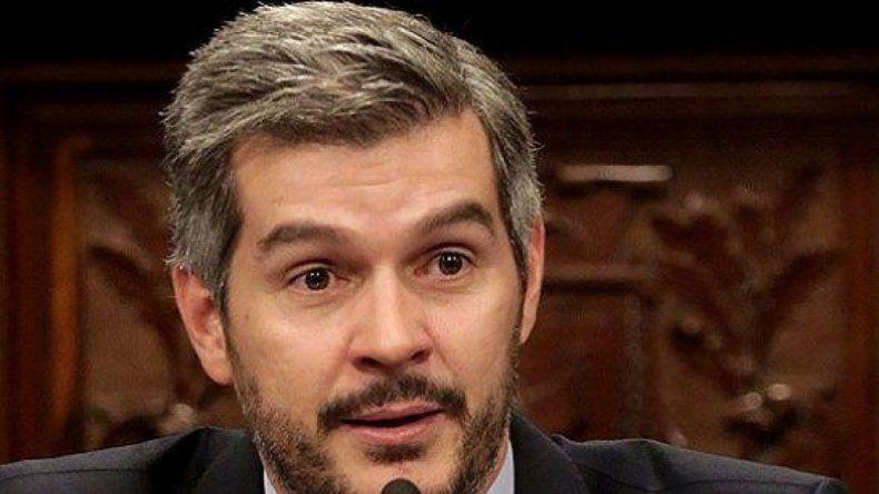 Marcos Peña recibió a los referentes de Cambiemos