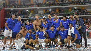 argentina fue invitada para jugar la fase final de la copa davis