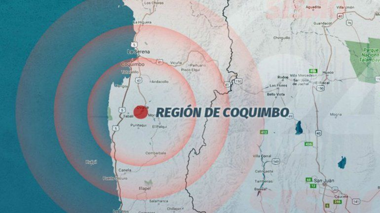 Un sismo en Chile se sintió en varias provincias argentinas