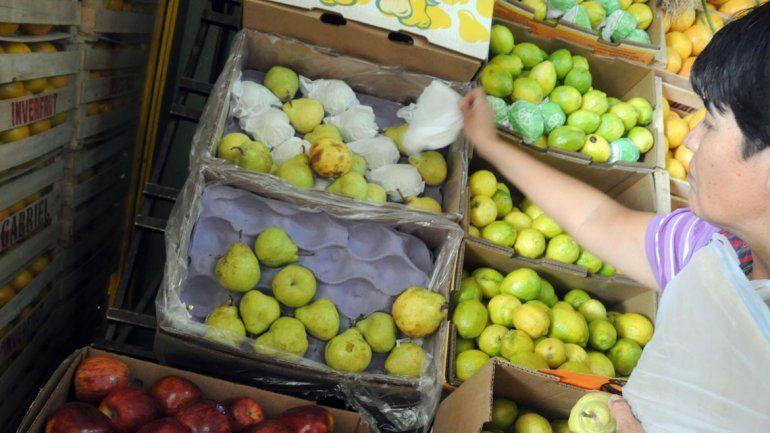El mercado golpea duro a los chacareros del Alto Valle