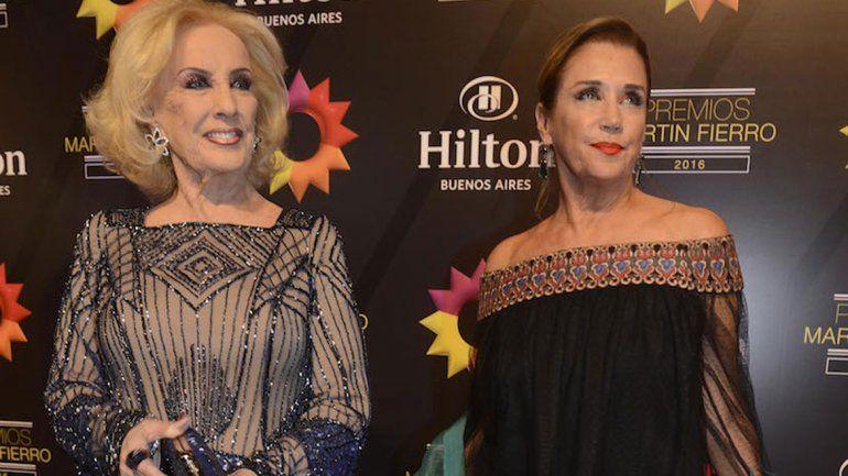Se filtró un audio donde Marcela Tinayre insulta a una productora de Mirtha.