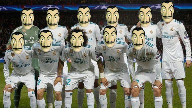 Los memes del polémico paso del Real Madrid a las semifinales de la Champions no se hicieron esperar.