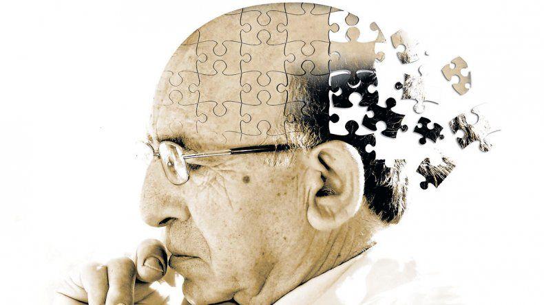La beta-amiloide es la sustancia que se agrupa entre las neuronas para formar placas que obstaculizan la capacidad del cerebro para funcionar.
