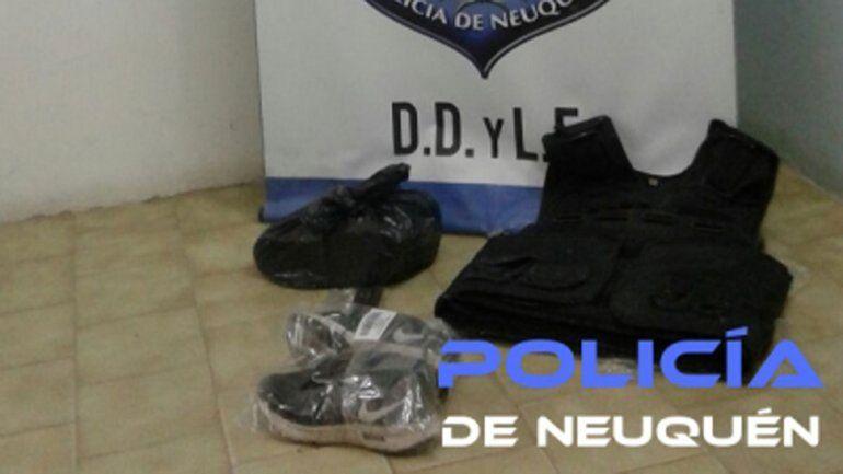 Cuatro detenidos tras cinco allanamientos en el oeste
