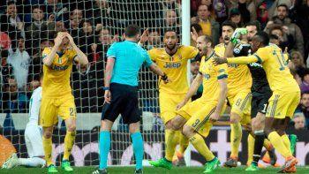 La impotencia de la Juventus.