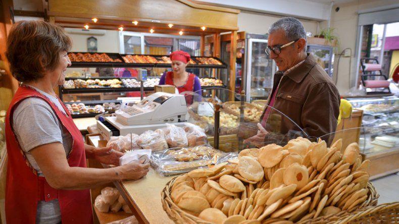 Vuelan los precios de las panaderías por el tarifazo