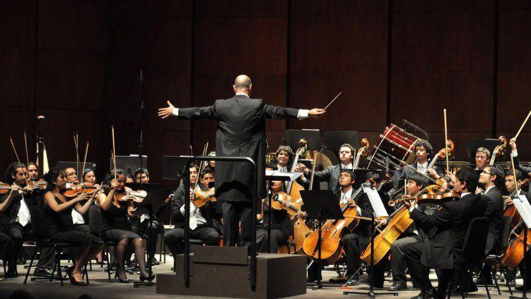 La Orquesta Sinfónica Nacional vuelve a Neuquén
