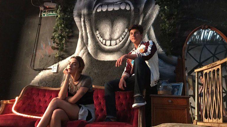 Inicio. Santi y Zoe se conocieron a través de las redes en el 2016. A las dos semanas estaban tocando en un escenario.