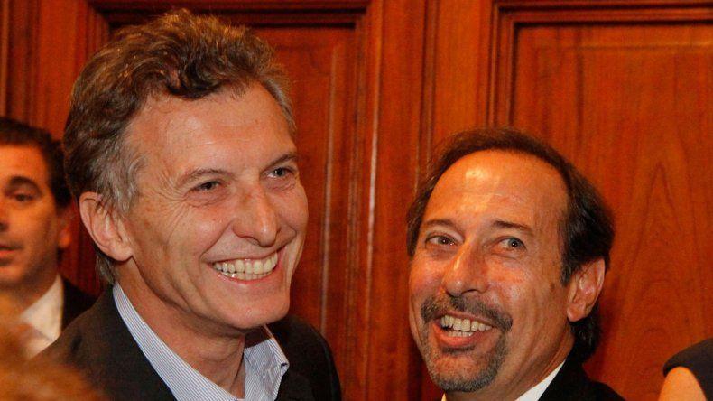 Francella dijo que tiene esperanza y confianza en Macri y Vidal.