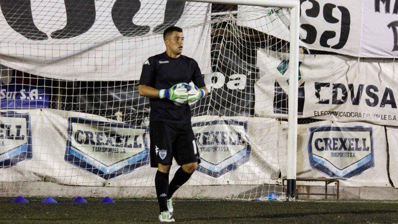Crespo y Ramos jugaron en Maronese e irán a la cancha.