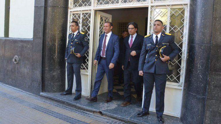 Gutiérrez y Garavano cerraron la Unidad 9