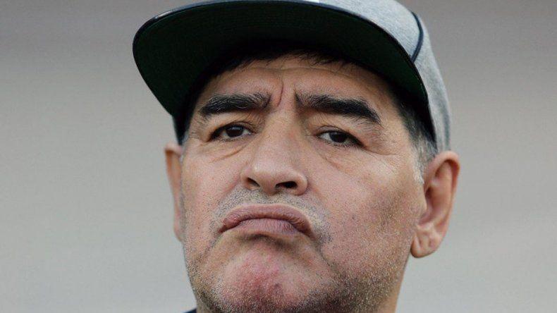 Maradona perdió su invicto como DT y ahora se juega todo por el ascenso