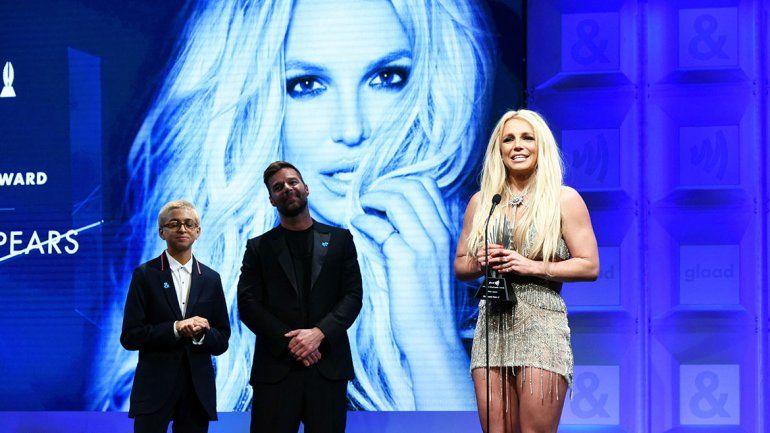 Britney lo hizo