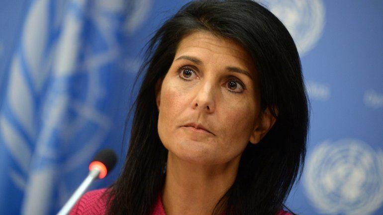 Ante la ONU, Estados Unidos advierte que está listo para atacar de nuevo