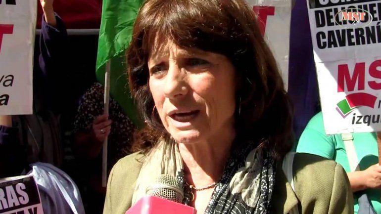 Denuncian de apología del crimen a ex legisladora por declaraciones sobre el aborto