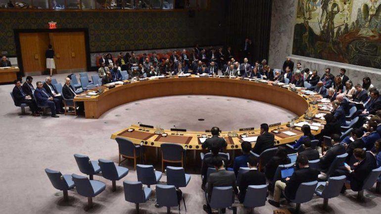 El Consejo de Seguridad de la ONU rechazó condenar el bombardeo a Siria