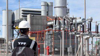 ypf apuesta fuerte al desarrollo de energia electrica