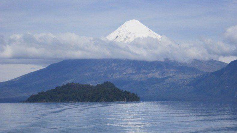 Desmienten caída de cenizas por el cambio de alerta del volcán Osorno