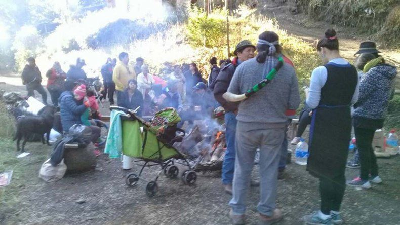 Mapuches toman predio en resguardo en Villa La Angostura