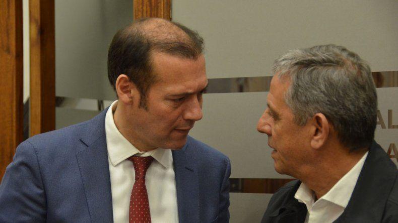 Pechi demandará en el TSJ a Gutiérrez por las regalías